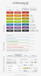 User Interface Button Kit by mattdanna