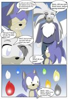 kyo VS sonic exe page 57 by DiscoSaeba