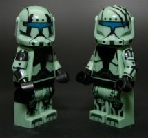 Kashyyyk Republic Commandos 1 by Xero-Dubber