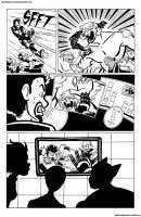 Avengers Assemble Sample 4 of 4 by CrackpotComics