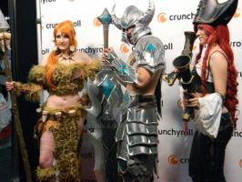 Group Cosplayers 6 by Leena-A