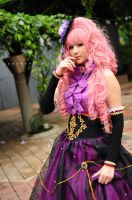Sandplay of the Singing Dragon - Luka. by cure-pain