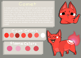 Comet Reference Sheet by Biqit