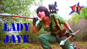 Lady Jaye by Cobra1stLegion
