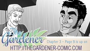 The gardener - Chapter 3 page 9 by Marc-G