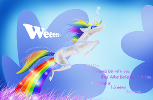 29. Robot Unicorn Attack by Keeper-OfThe-Dead