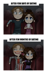03. Watching a movie by shindianaify