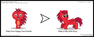 Flaky in MLP by G-DO-29--Anagram