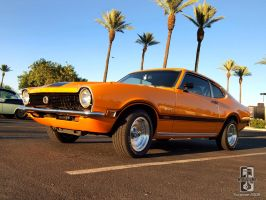 1970 Maverick by Swanee3