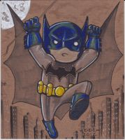Bats marker piece by MARR-PHEOS