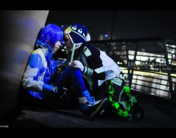 DRAMAtical Murder by josephlowphotography