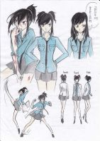 Noblesse OC Chen LiSyo by Rona67