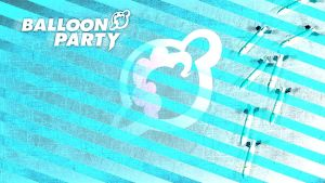 I have joined Balloon Party by WolfOfSadness