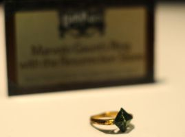 Marvolo's Ring Horcrux by nikon373