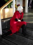 Dante (Devil May Cry) by Kurai-Naragishi