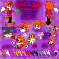 D-Claw Ref 2015 by Taijey