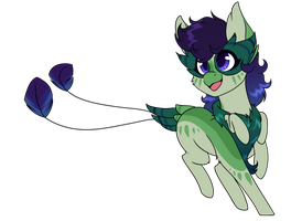 Gale Wisp Guest Design - Hummingbird (CLOSED) by FuyusFox