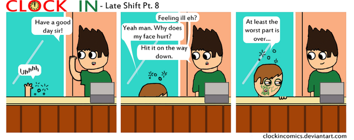 Late Shift Pt. 8 by clockincomics
