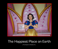 The Happiest Place on Earth by NetSenshi