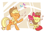 [COLLAB] Apple Song by RuushiiCZ