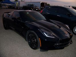 Blacked out 14 Stingray by PhotoDrive