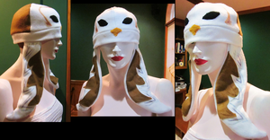 Barn Owl Hat by guilleum2
