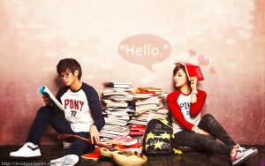 Hello - Dream High Version by Sweetkrystyna