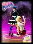 Panty and Stocking by Armnster