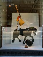 Large Horse Vinyl Decal by WilsonGraphics