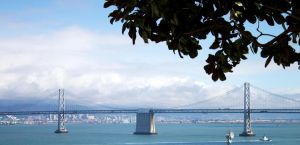 Bay Bridge - Sheltered by MaxHedrm0