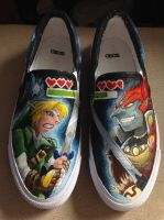 Ocarina of Time Custom Trainers by Leafyful
