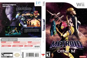 Metroid Other M Re-Design by HellGab