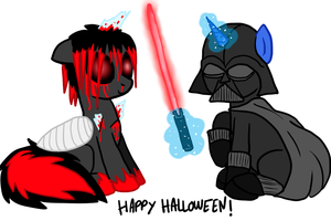 This is Halloween ! by Lilium32