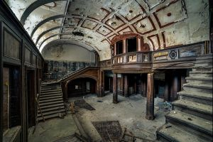 New Dimension of Decay-dence II by AbandonedZone