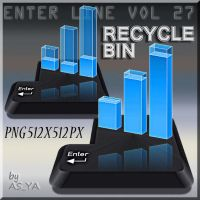 RecycleBin - EnterLine_27 by ASYA-PL