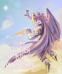 Congratulations on your 15th anniversary!! by J3rry1ce