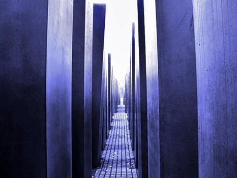 Holocaust-Mahnmal by eloyimpressions