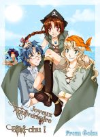 + My sweet Princes of Water + by Goku-chan