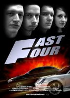 Fast Four Poster by Drawer88