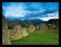 Castlerigg in the evening 2 by autumn-haze