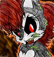 Zombie Sally :Alt Fur Colors: by srlOctober23