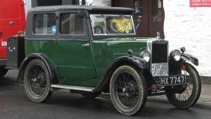 Morris Minor 1928-34 by UdoChristmann