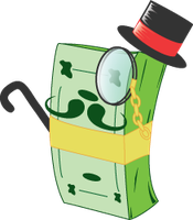 Fancy Money by Tewateroniakwa