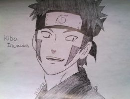 kiba inuzuka by carebear19364