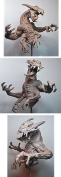 New Creature WIP update by AntWatkins