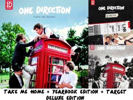 Take Me home + Yearbook + Target Deluxe Edition by Immacrazyweirdo