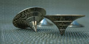 speaker spike 1 by Krzychuc4d