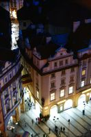 Prague by night 3 by Heurchon