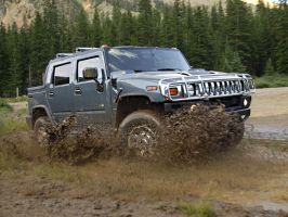 Hummer H2 by TheCarloos