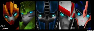 Transformers Prime by deedelito16